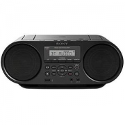 Sony 索尼 无线蓝牙音箱音响 可接录音话筒 CD/USB/SD/收音机 ZS-RS60BT无线蓝牙音箱
