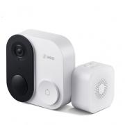 360 1C 智能可视门铃 经典款  白色 199元包邮¥199