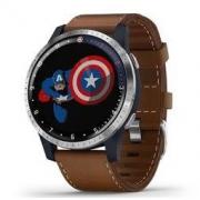 Garmin 佳明 Legacy Hero系列 漫威英雄联名款 美国队长 智能腕表