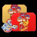 阿尔卑斯VS迪士尼 高档糖果年货礼盒500g 券后37.9元包邮 下单2件59.35元¥38