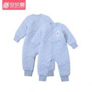 SAFE SOFT SUCCINCT 安织爱 婴儿居家棉服连体服49元包邮(需用券)