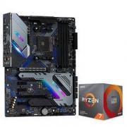 ASRock 华擎 X570 Extreme 4 主板+AMD 锐龙 Ryzen 7 3800X 处理器3849元