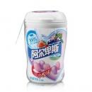 ALPENLIEBE 阿尔卑斯 小悦球至纯软糖(葡萄酸奶、草莓酸奶味) 90g *19件77.1元(双重优惠,合4.06元/件)