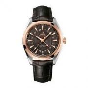 OMEGA 欧米茄 Seamaster 海马系列 Aqua Terra GMT 231.23.43.22.06.001 男士双区机械腕表38800元