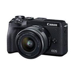 Canon 佳能 EOS M6 Mark II(EF-M 15-45mm)无反相机套机