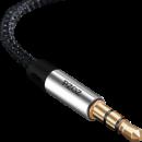 Pzoz aux音频线 3.5mm公对公 0.5m 2.9元包邮(需用券)¥3