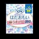 ¥59.86 SOFY苏菲温柔肌极薄卫生巾(韩国进口)290mm15片*2件¥70