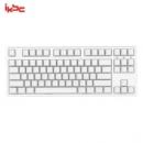 iKBC W200 2.4G无线 机械键盘 白色 Cherry轴 *2件727.6元包邮(立减,约363.8元/件)
