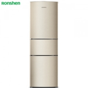 Ronshen 容声 BCD-217D11N 217升 三门冰箱1149元包邮(双重优惠)