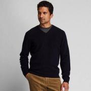 17日0点:UNIQLO 优衣库 419197 男装 柔软羊仔毛V领针织衫(长袖)99元包邮