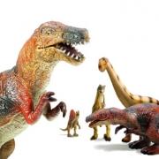 wenno 仿真恐龙模型玩具 霸王龙 9.9元包邮(需用券)¥10