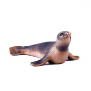 Wenno 仿真野生动物模型 韦德尔式海豹 9.9元包邮(需用券)