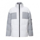 INTERIGHT MY842717 男士 纯色刺绣短款棉衣636.3元(3件7折,合212.2元/件)