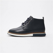 Meters bonwe 美特斯邦威 271475 男款短靴89.9元