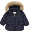 ZARA  女婴幼童  保暖棉服夹克外套 0564455440159元