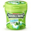 绿箭(DOUBLEMINT) 脆皮软心薄荷糖 原味薄荷味 80g单瓶装*3件17.22元(合5.74元/件)