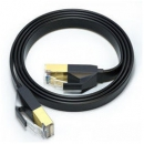 Delippo 七类千兆网线 扁线 5米15.9元(需用券)