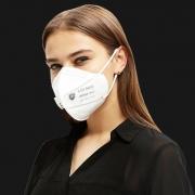 三邦 防尘口罩 N95 呼吸阀 防工业灰粉尘45元包邮