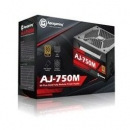 Apexgaming 艾湃电竞 AJ-750M 额定750W 电源(80PLUS金牌/全模组/十年质保)479元