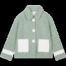 KUHNMARVIN 库恩玛维 K85053 女士仿羊羔毛外套 *3件 363.2元(需用券,合121.07元/件)¥363