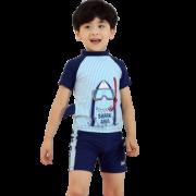 361° 儿童防晒泳衣套装39元包邮¥39