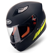 YEMA 野马 832 电动摩托车头盔 全盔 *2件194.8元(合97.4元/件)