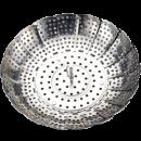 Vand Home 奥德宜居 不锈钢蒸架 可伸缩 小号 9.9元包邮(需用券)¥10
