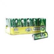 Perrier 巴黎水 含气青柠味饮料 330毫升 24罐91.2元