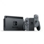 Nintendo 任天堂 Switch国行续航加强版 家用游戏机 灰色手柄 +闪迪 128GB TF存储卡2099元