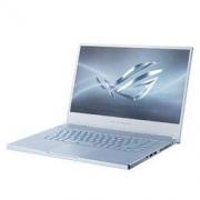 ROG 幻15 英特尔酷睿i7 240Hz 窄边框屏创意设计轻薄笔记本电脑(i7-9750H 16G 1TBSSD GTX1660Ti 6G)冰川蓝