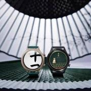 新品发售: 念念光阴-知足AI智能手表