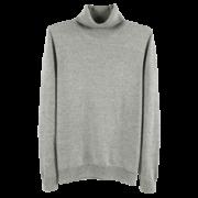 JEANSWEST 真维斯 JE-84-191003 男士纯棉高领毛衣 *2件 78.26元包邮(合39.13元/件)¥78