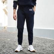 Gap盖璞 221236-1 男装logo徽标抓绒休闲裤低至88元/件