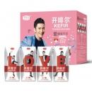 君乐宝 开啡尔常温酸奶(草莓味)200g*20盒*4件139.66元(合1.75元/盒)