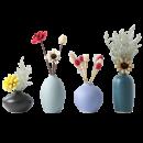 OMANXUAN 欧曼宣 北欧风陶瓷花瓶 9.9元包邮¥10