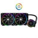 ID-COOLING CHROMAFLOW 240 ADD-RGB 一体式CPU水冷散热器(多平台、红外灯效控制)299元