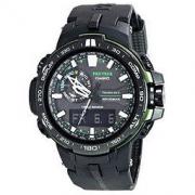 CASIO 卡西欧 PRW-6000Y-1ACR 男款太阳能电波登山腕表
