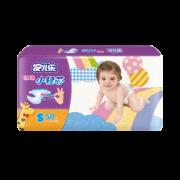 88VIP:Anerle 安儿乐 小轻芯 婴儿纸尿裤 S号 S50片 *2件 78.86元包邮(需用券,合39.43元/件)