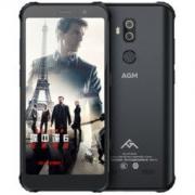 AGM X3 户外三防 智能手机 枪黑 8GB 64GB
