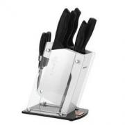 SHIBAZI 十八子作 SL1503 厨房刀具韵利七件套199元