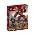 LEGO 乐高 超级英雄系列 76104 钢铁侠反浩克装甲210.24元