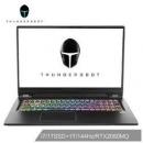 ThundeRobot 雷神 五代新911 GT2 17.3英寸笔记本电脑(i7-9750H、16G、1TSSD+1TB、RTX2080MQ、144Hz)19979元
