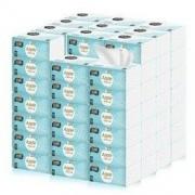 韵典(YUNDIAN) 母婴抽纸 3层100抽30包整箱原生木浆超韧家用餐巾纸 *3件