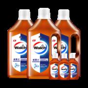 威露士(Walch) 衣物消毒液组合 3.18L 66.4元¥140