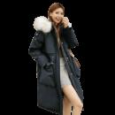 SNOW FLYING 雪中飞 X90140904D 女士大毛领羽绒服 464元包邮(多重优惠)¥464
