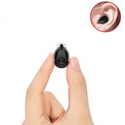 FANBIYA 隐形蓝牙耳机 送耳帽+充电线 10.9元包邮(需用券)