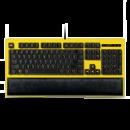 ¥499 RAZER雷蛇皮卡丘限定款背光键盘¥499