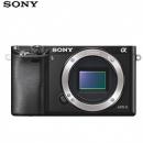 SONY 索尼 Alpha 6000 APS-C微单数码相机plus会员2999元包邮