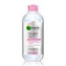 GARNIER 卡尼尔 Micellar3合1卸妆洁肤爽肤水 粉水 敏感肌肤适用 400 毫升(3件装)95.5元