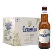 Hoegaarden/福佳 比利时风味果味精酿啤酒小麦白啤 福佳白啤酒330ml*24瓶 *3件394元(合131.33元/件)